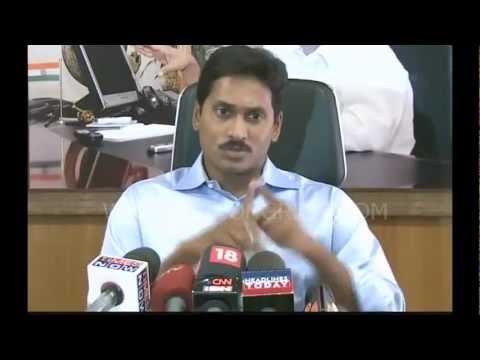 YS Jagan speaks to National Media