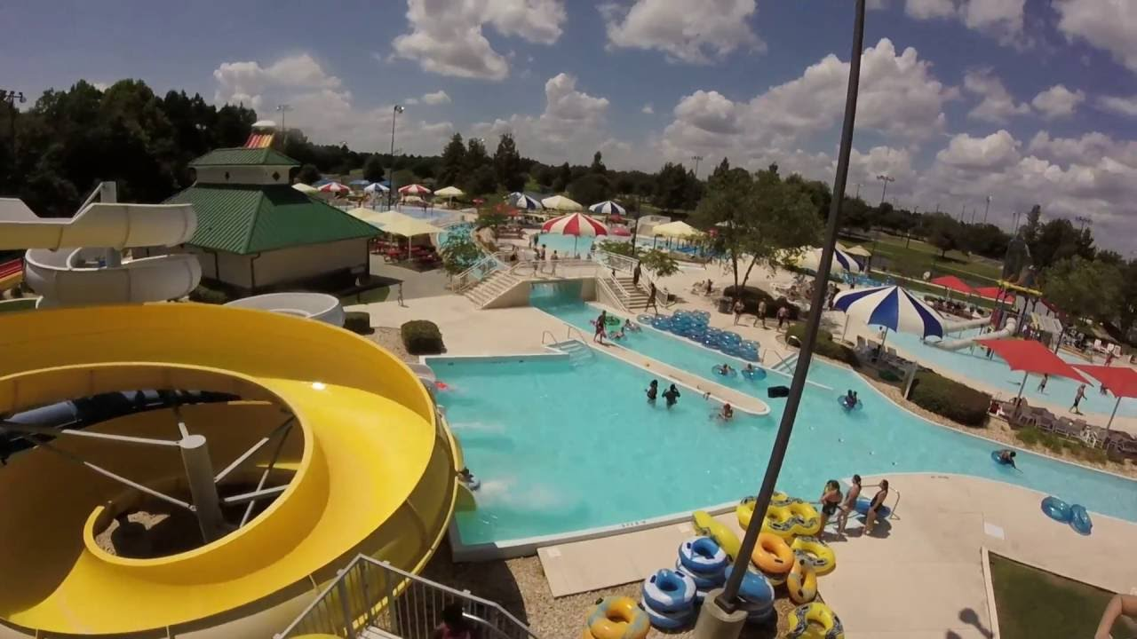 Splash In The Boro Waterpark 2016 Youtube