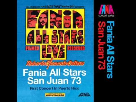 FANIA ALL STARS  EL RATON CHEO FELICIANO