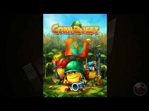 Corn Quest - iPhone & iPad Gameplay Video