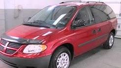 Used 2005 Dodge Caravan Ellwood City PA 16117
