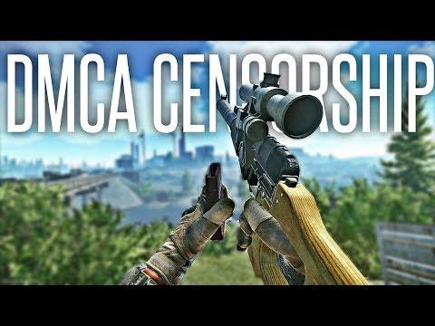 Tarkov is Censoring Negative Criticism with DMCA Strikes