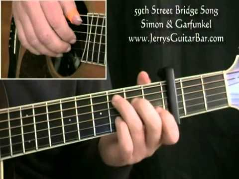 59th Street Bridge Song  Lesson Excerpt