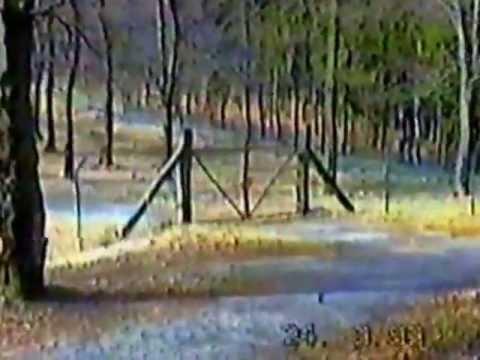 Rondgang in de lege kazerne YZER