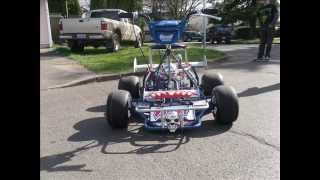 Bar Stool Racer Build Movie (Summit Racing)