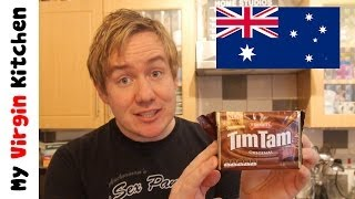 TASTING SOME AUSTRALIAN TREATS