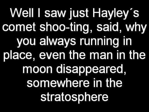 Shinedown Second Chance Lyrics (on Screen)