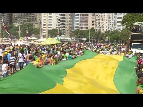 Rio pede o fim da impunidade