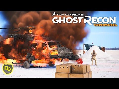«-helikopter-landung!-»---ghost-recon-wildlands-#13---deutsch---tom-clancys-ghost-recon-wildlands
