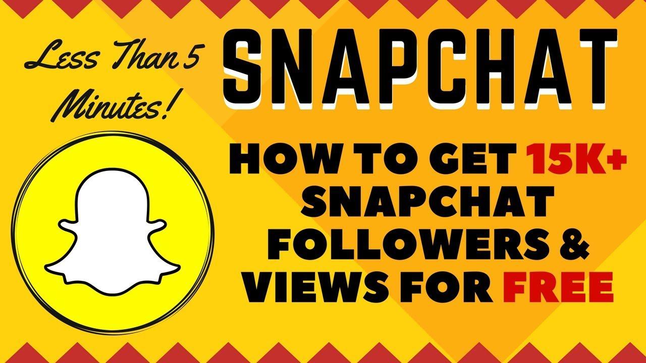 Snapchat Followers Generator App