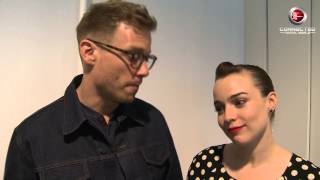 Renee Felice Smith & Barrett Foa NCIS Los Angeles Interview at MCM Comic Con London May 2015