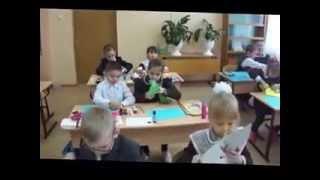 урок  Изобразительное искусство в 1 классе Тема урока «Осьминожки» Минахметовой Зульфии Атласовны