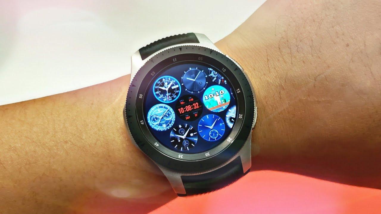 Samsung Watch Faces