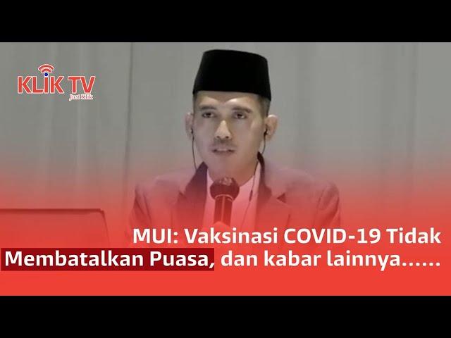 [3 KLIK TODAY] Jelajah Jambi The Hidden Paradise   Jokowi Meminta HMI Melanjutkan Cita-cita Pendiri