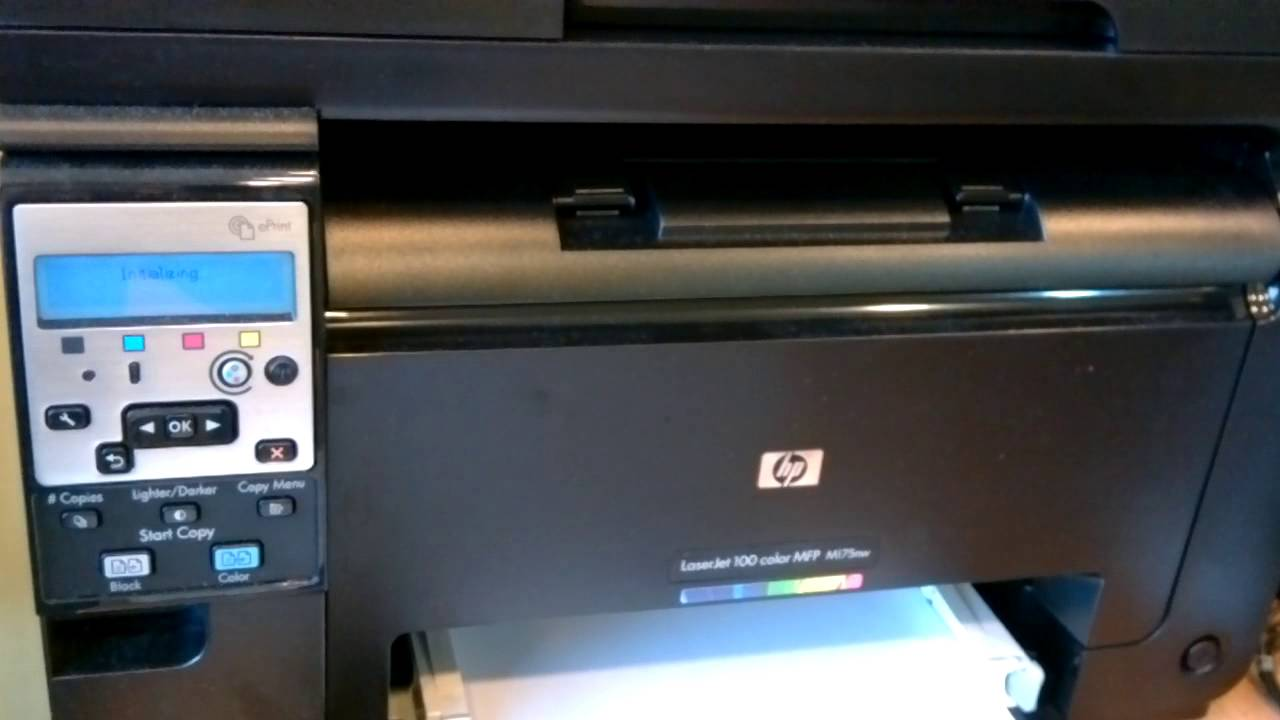 hp laserjet 100 color mfp m175nw - Laserjet 100 Color Mfp M175nw