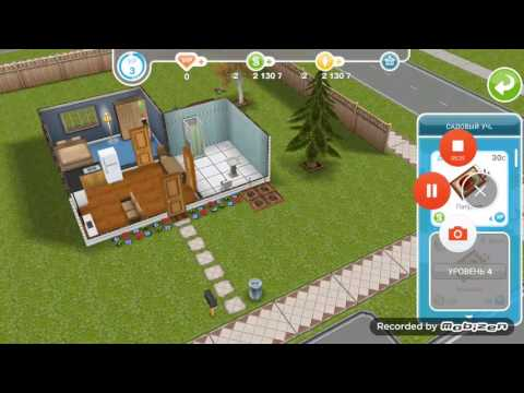 The  SimsFreePlay#1#Начинаем игру заново...Универ.:-)
