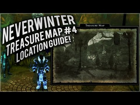 Neverwinter: River District Treasure Map Location #4