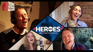 York Stage presents Songs from the Settee #1 HEROES ALL AROUND