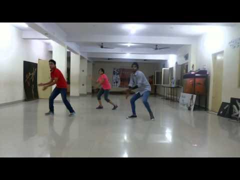 Chahun Main Ya Naa - Arun Vibrato Choreography
