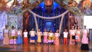 I am but a Small Voice by Munting Tinig at Te Papa Museum - Part 1: Filipino Music
