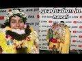 high school graduation in hawaii... vlog + grwm!