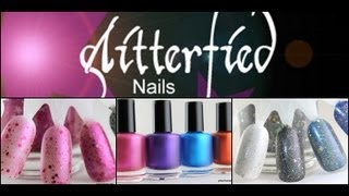 Glitterfied Nails: Review