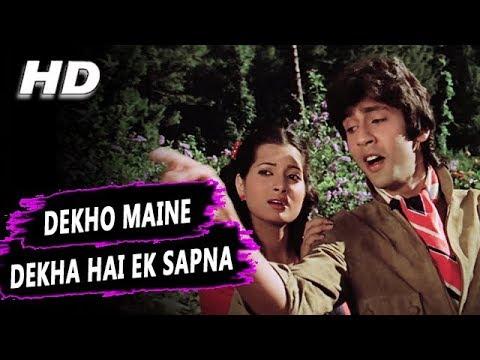 Dekho Maine Dekha Hai Ek Sapna  Amit Kumar, Lata Mangeshkar  Love Story 1981 Songs  Kumar Gaurav