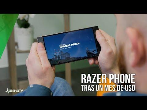 Razer Phone: mucha POTENCIA para poco JUEGO. Análisis tras mes de uso