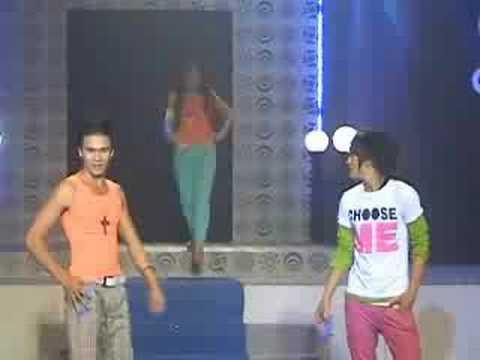2! Ngôi sao thời trang oxy 2008 - màn 3