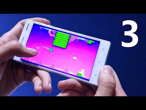NOKIA 3 - El Android más Barato de NOKIA!