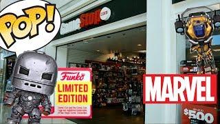 SDCC Exclusive Iron Man Funko Pop Hunting!! | Mark 1