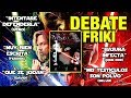Star Wars - Episodio 8 - Debate Friki - Los últimos Jedi - Last - CRÍTICA - REVIEW - Episode VIII