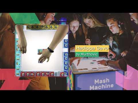 Mash Machine Sessions: Hadippa Gavo