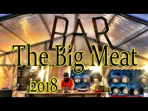 The Big Meat BBQ and Music Festival Farnham Surrey 2018
