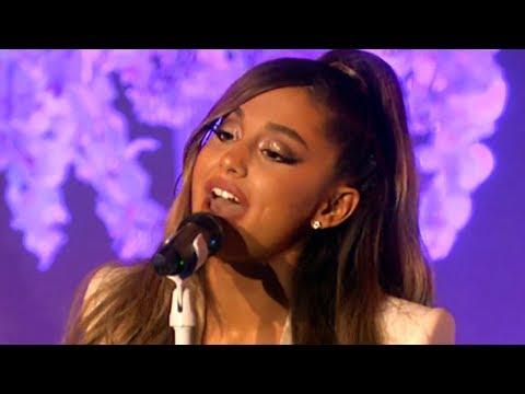 Chris Proctor - Ariana Grande Slips During Performance