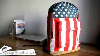 Рюкзак с флагом США - флаг америки купить Киев, Украина(, 2014-08-30T22:24:42.000Z)