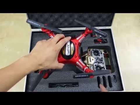 Дрон H8D за лупинги и инверсии лесен за управление и с дистанционно с екран 13
