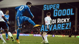Super Gol di Ricky ALVAREZ - Fulham-Sunderland 1-3 [FA Cup] HD 1980 p