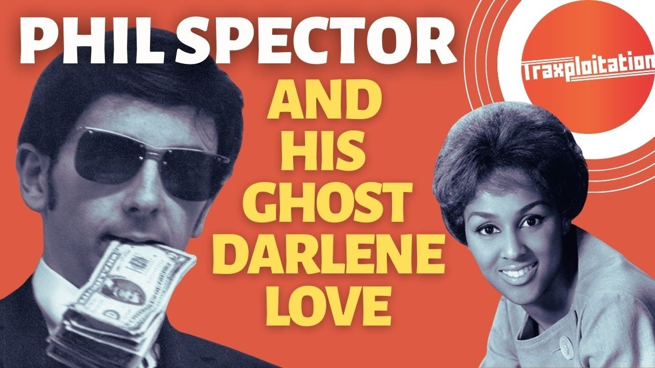 Phil Spector and his ghost, Darlene Love