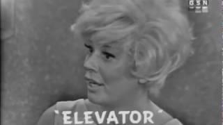 PASSWORD 1962-06-26 Carol Channing & James Mason