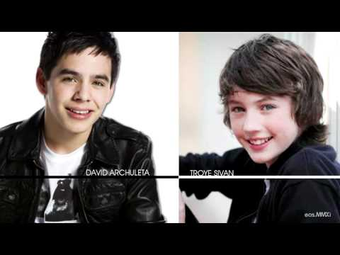►TROYE SIVAN & DAVID ARCHULETA - Somebody Out There