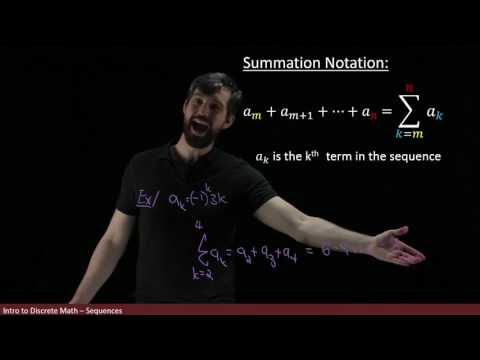 The sum and product of finite sequences