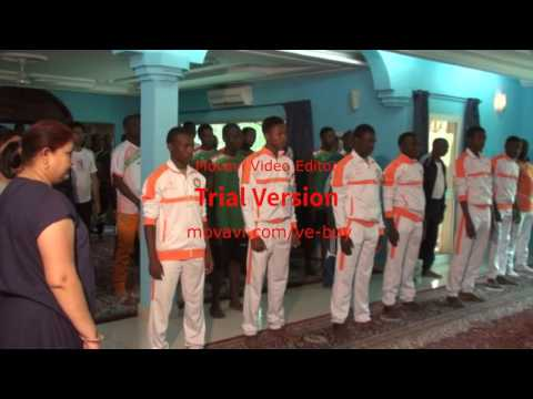 IDY - 2017 in Embassy of India Nimaey(Niger)