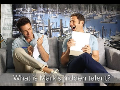 Royal Pains' Mark Feuerstein and Paulo Costanzo Play the Newlywed Game