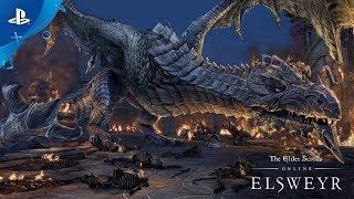 The Elder Scrolls Online: Elsweyr - Dragon Rage | PS4