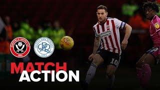 Blades 1-0 QPR - match action