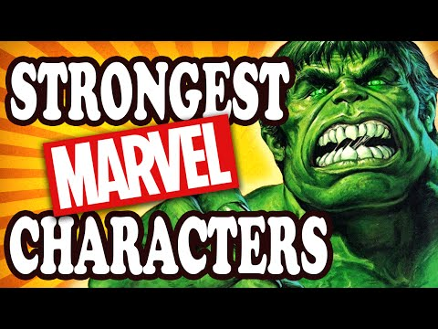 Top 10 Strongest Marvel Heroes & Villains— TopTenzNet