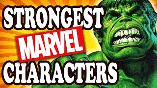 Top 10 Strongest Marvel Heroes & Villains— Toptenznet