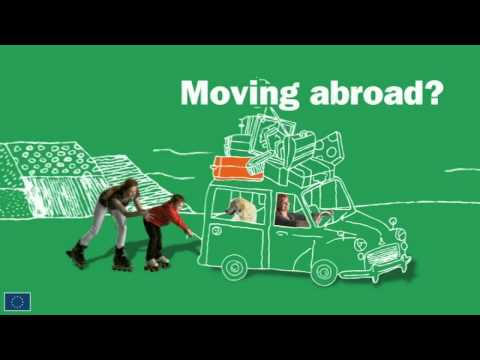 Moving abroad?