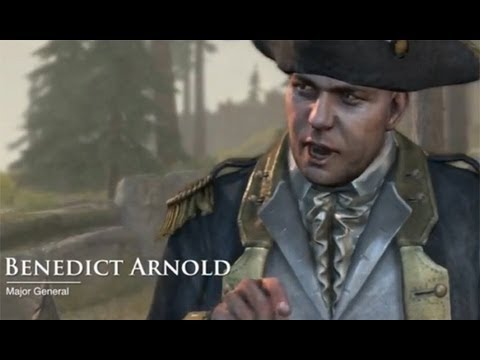 Mision Exclusiva PS3 Benedict Arnold | Assassin's Creed 3 | Español HD